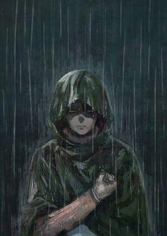 Levi / Attack on Titan - Levi Ackerman - Erwin Smith Fanarts Anime, Anime Characters, Manga Anime, Anime Art, Attack On Titan Fanart, Attack On Titan Levi, S4 Wallpaper, Attack On Titan Aesthetic, Rivamika