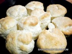 It's All About the Lard …. Aunt Geraldine's Biscuits Perfected! Aunt, Hamburger, Biscuits, Favorite Recipes, Dinner Ideas, Breads, Baby, Foods, Drink