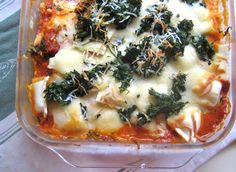 Spinach Ravioli Bake. Looks delish want to try this