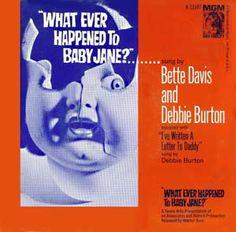 Whatever Happened To Baby Jane- Joan Crawford & Bette Davis