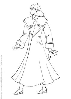 fashion 999 coloring pages