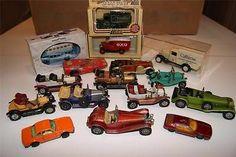 LOT OF 16 VINTAGE DIE CAST TOY CARS - MOSTLY MATCHBOX LESNEY - http://www.matchbox-lesney.com/44342