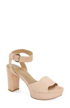 Stuart Weitzman 'Real Deal' Platform Sandal (Women) available at #Nordstrom