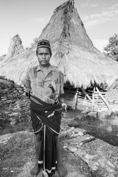 Photograph the West Sumba people by Nathalie Stravers on 500px