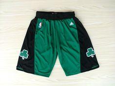 Adidas NBA Boston Celtics New Revolution 30 Swingman Alternate Green Black  Basketball Short  20.99 Green Shorts 0bdd08779