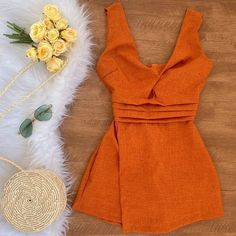 Looks Camisa Jeans, Summer Outfits, Spring Summer, Fashion Outfits, Cute, Dresses, Store, Closet, Clothing Templates