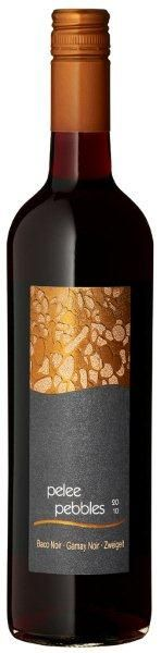 2010 Pelee Pebbles - Red - 100% Canadian - NON VQA