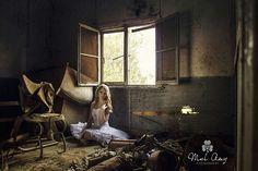 """Abandoned""  Model: Ashlee Jolliffe Photographer: Mel Shipard of Mel Amy Photography.   Assistant: Lauri Quinn.   Mel Amy Photography Official Art Blog: http://melamyofficial.tumblr.com"