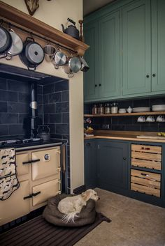 Cotswold Chapel Kitchen (From Sustainable Kitchens)