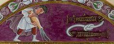 Heinrich : Evangeliar Reichenau, Anfang 11. Jh. Clm 4454  Folio 14v