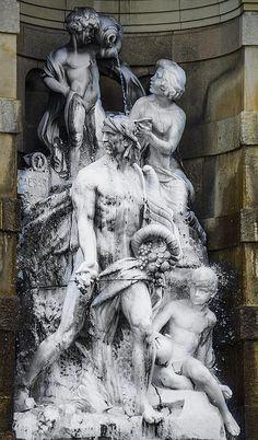 Barcelona Statue by Sotiris Filippou Decor Ideas, Gift Ideas, Christmas Art, Fine Art Photography, Unique Art, Statues, Fine Art America, Iris, Photo Art