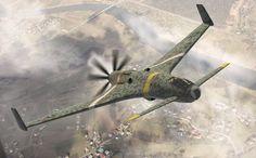 """German - Henschel """"P-87"""""""