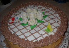 Przepisy na ciasta i desery - Mojeciasto.pl » Tort śmietankowo-czekoladowy