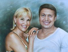 color portrait painting of family Family Portrait Painting, Couple Painting, Portrait Poses, Color Portrait, Couple Drawings, Couple Portraits, Couples, Drawings Of Couples, Romantic Couples