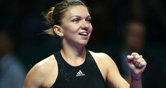 Simona Halep defeats Serena Williams in the WTA Championships from Singapore - http://only-journal.com/simona-halep-defeats-serena-williams-in-the-wta-championships-from-singapore/