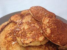 Cukinando - Tortitas de avena y plátano
