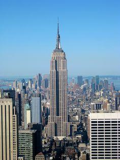 Empire State Building - New York City, New York