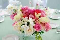 Wedding Reception - Table Decorations