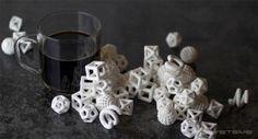 3D Printed Sugar Items
