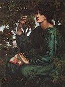 """New artwork for sale! - """" Daydrea by Dante Gabriel Rossetti """" - http://ift.tt/2nTwalu"""