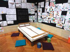 Giocando con Klee, il laboratorio didattico.