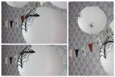 Halloweenparty Halloweendeko Halloween DIY  www.pickposh.de