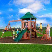 Swing-n-Slide Sherwood Tower Swing Set,,,walmart cheaper