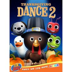 Thanksgiving Dance 2 (dvd)