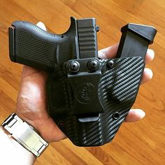 """Master Blaster love from @leatherneck Just received my """"Master Blaster"""" premium kydex holster from @alexandryandesign for my G43. Such an awesome rig compact and comfortable. The design delivers everything you're looking for in a holster in a one piece design. @alexandryandesign as a company is awesome. The customer service was great and responsive their product is premium quality. Thank you guys! Now with the hashtags.... Lol #guns #gunporn #gunsdaily #glock #glock43 #g43 #holsters ..."""
