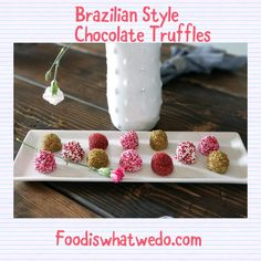 Food from around the world to your table! Chocolate Truffles, Breakfast, Check, Blog, Recipes, Style, Morning Coffee, Food Recipes, Blogging