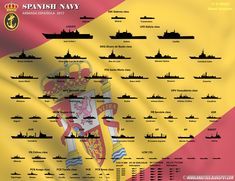 La Armada Española en 2017. The Spanish Navy in 2017