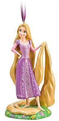 Rapunzel sketchbook ornament (2010)
