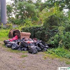 Podnět 143227 - Černá skládka - Praha 9 #Černáskládka #Praha9 #ZmapujTo #MobilniRozhlas