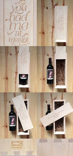 BLOG POST: Perfect Valentine's Day gift for wine lovers. Personalize yours now. Shop all Valentine's Day wine box gifts at BoxforaBottle. Cheers!