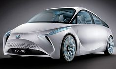 Toyota Ft Bh Hybrid Concept Promises To Be Green And Affordable Toyota Hybrid Mazda