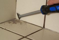 Make Quick Work of Nasty Grout With These Special Removal Tools: 2.  Grout Getter:  The Precision and Safety of Manual