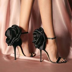 high heels – High Heels Daily Heels, stilettos and women's Shoes Floral High Heels, Lace Up Heels, Black High Heels, Green Heels, Stilettos, Pumps Heels, Stiletto Heels, Cute Shoes, Me Too Shoes