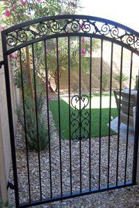 Olson Iron Gates Las Vegas | Economy Gate #154