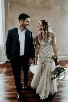 This bridal dress is everything | Image by Sarah Joy Photo