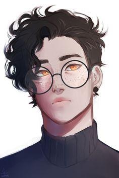 Fantasy Character Design, Character Drawing, Character Design Inspiration, Boy Character, Cartoon Art Styles, Boy Art, Cute Anime Guys, Manga Art, Cute Drawings