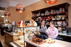 Patisserie Valerie - a great recent addition