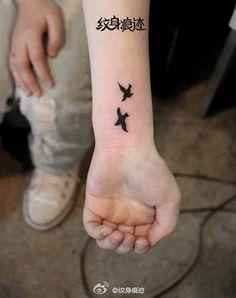 bird tattoo #bird
