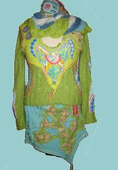 Seventies skirts, Lodicha, Rokken