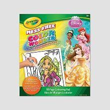 Crayola - Color Wonder Colouring Book - Disney Princess