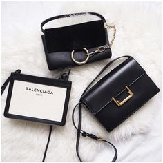 Favorite Bags! <3 // viennawedekind.com