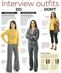 I know these tips but it's still a good reference while panicking about what to wear!
