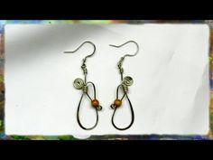 Kraf Kreatif : Beautiful Bead Locked Earrings by Ross Barbera - % - http://carajahitanmanik.com/kraf-kreatif-beautiful-bead-locked-earrings-by-ross-barbera/