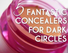 One of my New Year's goals...Cover these dark circles!