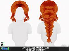 Redhead Sims CC