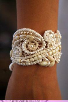 Pearly Swirl